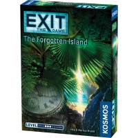 Exit: The Forgotten Island Escape Room Home Game