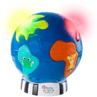 Baby Einstein Music Discovery Globe Light & Sound Toy