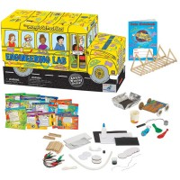 Engineering Lab Magic School Bus Shaped Science Kit
