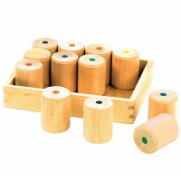 Weight Box Wooden Learning Toy