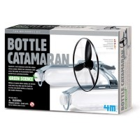 Bottle Catamaran Green Science Kit