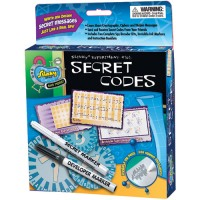 Secret Codes Kit for Kids