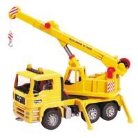Bruder MAN TGA Crane Toy Truck