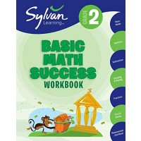 2nd Grade Basic Math Success Workbook: Place Values Addition Subtraction Grouping and Sharing Fractions