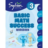 3rd Grade Basic Math Success Workbook: Place Values Rounding and Estimating Addition and Subtraction