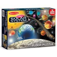 Solar System 48 pc Floor Puzzle