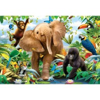 Jungle Juniors 24 pc Floor Puzzle