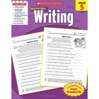 Scholastic Success with Writing Grade 5