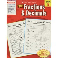 Scholastic Success with Fractions & Decimals Grade 5 (Success With Math)