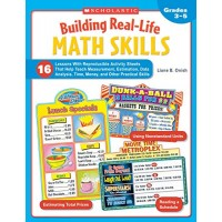 Building Real-Life Math Skills: 16 Lessons With Reproducible Activity Sheets That Teach Measurement Estimation