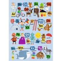 ABC 80 pc Jigsaw Puzzle