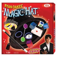 Ryan Oakes' Magic Hat 75 Tricks Kids Magic Set