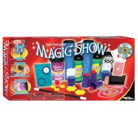 Spectacular 100 Tricks Kids Magic Show Kit