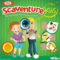 Scaventure Kids Scavenger Hunt Game