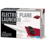 Electric Paper Plane Launcher Build & Play Kit