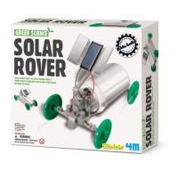 Solar Rover Robot Building Green Science Kit