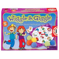 Wiggle & Giggle Ball Balancing Fun Action Game