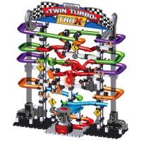 Techno Gears - Marble Mania Twin Turbo Trax 2.0