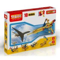 Engino 10 Models Building Kit