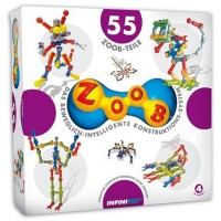 Zoob 55 pc Moving Building Set