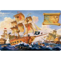 Pirates 24 pc Jumbo Floor Puzzle