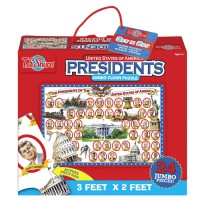 US Presidents 24 pc Jumbo Floor Puzzle