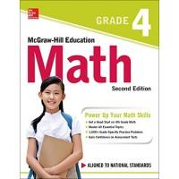 McGraw-Hill Education Math Grade 4 Second Edition