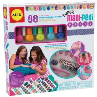 Super Mani Pedi Party Girls Craft Kit