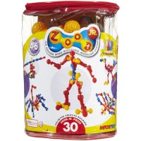 Zoob Jr. 30 pc Moving Building Set