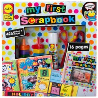 My First Scrapbook Preschool Kids Craft Kit