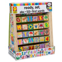 ABC - 123- First Words Abacus