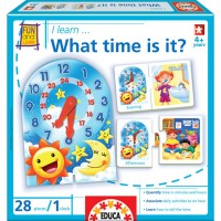 What Time Is It? Time Learning Playset