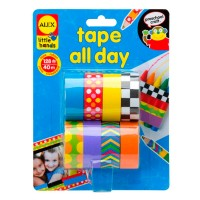 Tape All Day 8 Sticker Craft Tape Set