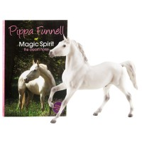 Horse Story Book and Model Set - Pippa Funnell's Magic Spirit