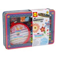 My Embroidery Kit Girls Craft