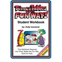 Times Tables the Fun Way Student Workbook