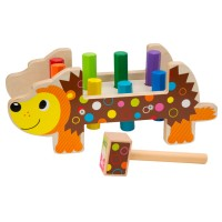 Pound & Play Porcupine Hammering Toy