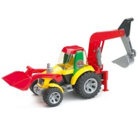 Bruder Roadmax Toddler Backhoe Loader