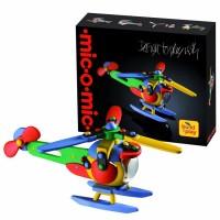 Mic-O-Mic Small Chopper Construction Toy