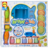 Artist In The Tub Painting Set Bath Toy