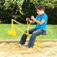 The Big Dig Kids Ride-On Sand Digger