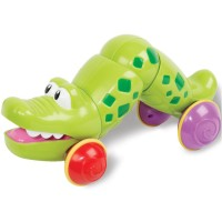 Press n Go Gator Baby Activity Toy