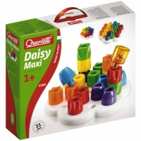 Quercetti Daisy Maxi Stacking Peg Set
