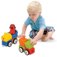 First Baby Train Activity Toy