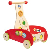 Wonder Walker Multi Activity Push Toy