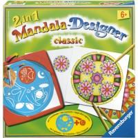 Classic Mandala - 2 in 1 Mandala Designer