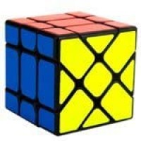 Gj Games Yileng Yj 3X3 Speed Cube Puzzle