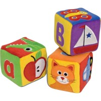 ABC Soft Baby Blocks Set