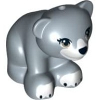 Lego Friends Sand Blue Bear Animal