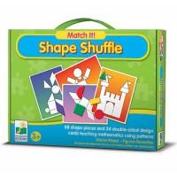 Match It! Shape Shuffle - Shapes Teaching Toy